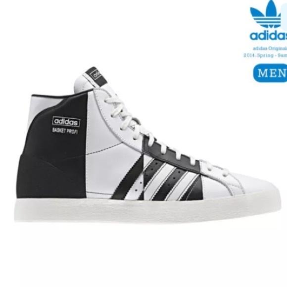best service 87086 2fb98 Sz 9 Bw Wow Shoes Original Profi Adidas Og Poshmark Basketba